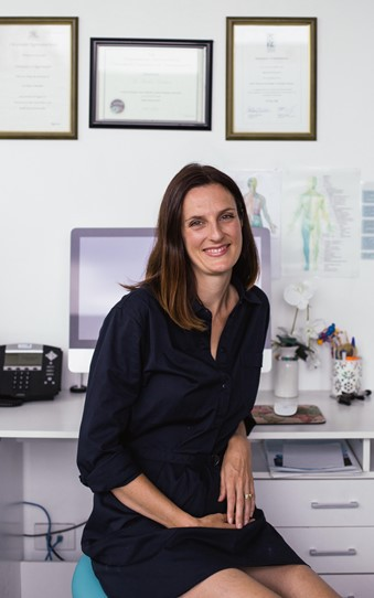 Eliza Blackwood - experienced naturopath in northern beaches